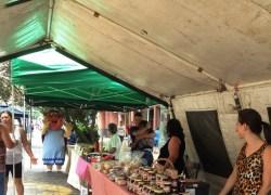 Brique Colonial na Via Del Vino em Bento neste sábado