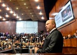 Marlon Santos toma posse como presidente da Assembleia do RS