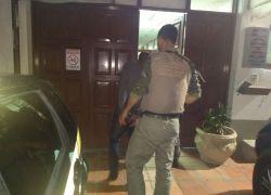 Quarto homem da quadrilha que atacou carro-forte, preso pela Brigada, estava no regime semiaberto