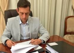 Assinado contrato para retomada das obras no Ceacri do Municipal em Bento