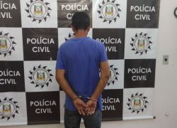 Polícia Civil prende homem acusado de roubo em Farroupilha