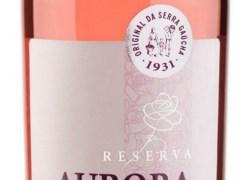 Vinícola Aurora lança vinho Aurora Reserva Rosé na ProWein Dusseldorf