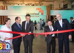 21ª edição da Movelsul Brasil é aberta oficialmente em Bento