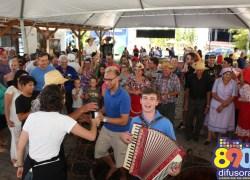 Festival Sabores da Vindima celebra o encerramento da colheita em Bento