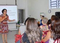 Parceiros Voluntários faz ações para valorizar mulheres em Bento