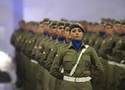 Brigada Militar forma 506 novos soldados para o policiamento ostensivo do Estado
