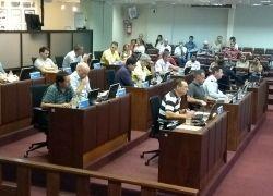 Câmara aprova cinco projetos em sessão extraordinária em Bento