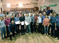 Deputado Jerônimo Goergen anuncia emenda parlamentar para pavimentar trecho de Bento a Pinto Bandeira