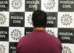 DEFREC de Caxias do Sul prende foragido investigado por tráfico de drogas