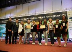 Congresso Internacional da Fiema Brasil 2018 premia trabalhos e encerra série de palestras