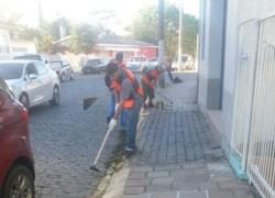 Inicia a utilização de mão de obra de apenados no Poder Público em Bento