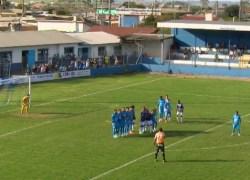 Esportivo empata com o Glória, em Vacaria, pela Divisão de Acesso do Gaúcho
