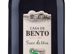 Líder em suco de uva integral no Brasil, Vinícola Aurora lança Casa de Bento Orgânico