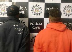 Suspeitos de latrocínio são presos preventivamente em Caxias do Sul