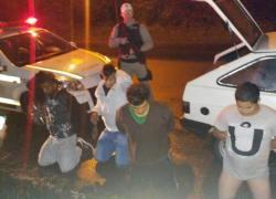 Prisão de quadrilha após furto qualificado em Guaporé