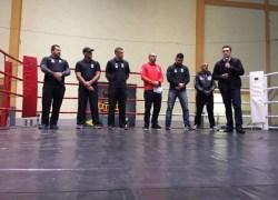 Muay Thai movimentou final de semana em Bento