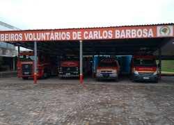 Bombeiros Voluntários de Carlos Barbosa celebram 12 anos de atuação