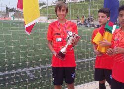 Atletas da base do Esportivo ficam com o vice-campeonato em suas categorias em torneio na Espanha