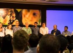Produtores homenageiam Programa de Melhoramento Genético 'Uvas do Brasil'
