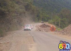 Continuam obras de recuperação no km 12 da ERS-431