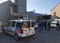 Vigilância Sanitária de Bento publica normativa de interdição de produtos de fábrica de embutidos denunciada pelo MP