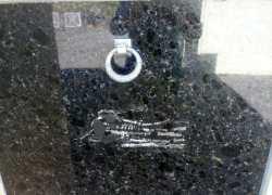 Vandalismo no cemitério da Linha Passo Velho no interior de Bento