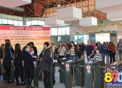 ExpoBento espera superar 70 mil visitantes neste primeiro final de semana