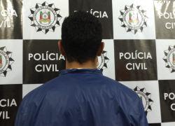 Jovem com mandado de prisão é detido pela Defrec em Caxias
