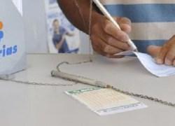 Mega-Sena acumula e pode pagar R$ 5,5 milhões na quarta-feira