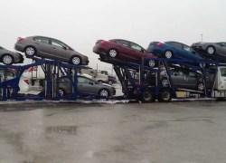 CONTRAN aumenta limite do comprimento dos caminhões cegonha em 60 centímetros
