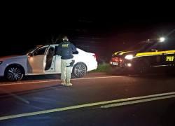 PRF recupera segundo veículo furtado/roubado em menos de 24 horas em Caxias