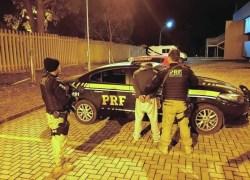 PRF prende traficante foragido em Caxias do Sul