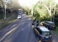 PRF registra redução de 15% no número de mortes nas rodovias federais gaúchas