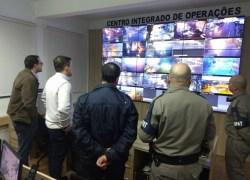 Sala de Operações da BM de Bento é referência no Estado