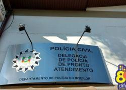 Apartamento é arrombado e furtado no São Roque em Bento