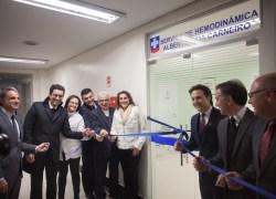 Setor de Hemodinâmica do Hospital Geral da UCS é revitalizado e recebe novo angiógrafo