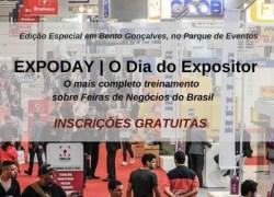 BCB apoia realização do EXPODAY, o Dia do Expositor
