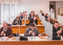 Inicia a degustação de seleção das amostras inscritas na Avaliação Nacional de Vinhos