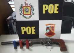 Brigada Militar prende jovem por porte ilegal de arma em Bento