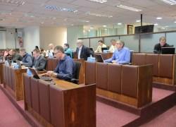 Câmara aprova cinco projetos em sessão ordinária em Bento