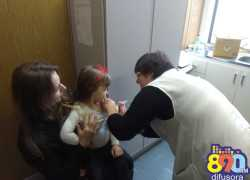 """Dia """"D"""" de vacinação contra a Poliomielite e o Sarampo movimenta Bento"""