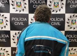 Último suspeito de sequestro de adolescente em 2016 é preso em Vacaria