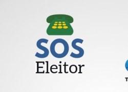 SOS Eleitor está disponível para esclarecer dúvidas sobre o pleito