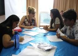 Projeto Transformando Vidas oportuniza experiência profissional para adolescentes em Bento