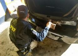 PRF apreende maconha e prende dois homens em Lajeado