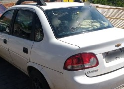 Bandidos armados assaltam comércio no Vale dos Vinhedos em Bento