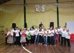 Jantar típico celebra 25 anos da Braspol em Bento Gonçalves