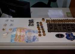 Homem é preso por tráfico de drogas no Tancredo em Bento
