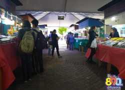 Expositores avaliam primeiro final de semana da Feira do Livro de Bento
