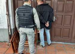 Foragido é preso pela BM em Bento